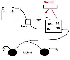Headlights To Fog Light Relay Wiring Diagram Wiring Up Fog Lights