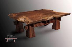pyramid coffee table