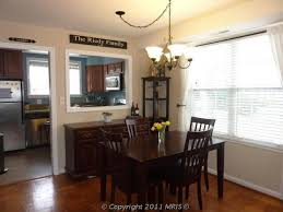 7 kitchen dining room pass through but look at the window from the kitchen to dining