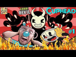 Fgteev Vending Machine New DEVIL IS AFTER US ? CUPHEAD Game Be48 BENDY The Ink Machine Got