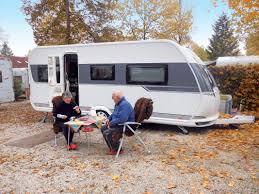 Hobby Excellent 540 Uff Im Test Camping Cars Caravans