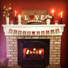 mantel lighting. home decorating trends u2013 homedit mantel lighting