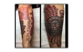 Orologio Da Taschino In Stile Avantgarde Ars Tattoo