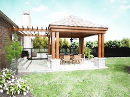 covered patio designs with fireplace. Outdoor Covered Patio Lighting Ideas Decorating Designs With Fireplace L