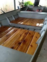 boat wood flooring floor paint jet sled version 2 second edition
