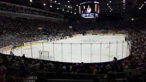 Coca Cola Coliseum Section 114 Home Of Toronto Marlies