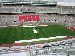 Horseshoe Osu Seating Chart Ohio State Football Ohio Stadium Seating Chart