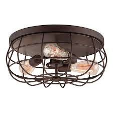 Flush Mount Ceiling Lights For Kitchen Lighting Ideas Kitchen Drum Shade Semi Flush Mount Ceiling