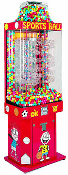 Vending Gumball Machine Magnificent OK Sports Ball Gumball Machine