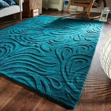 pile wool rugs thick