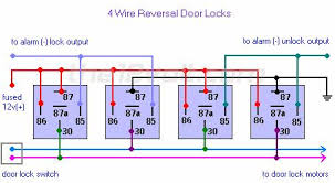 door lock relay diagram door auto wiring diagram database central door lock evolutionm net on door lock relay diagram