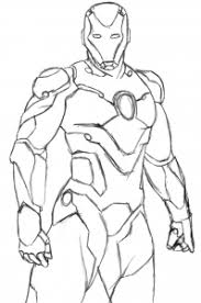 Iron man is the new favorite super hero of the 2010′s boys. Iron Man Free Printable Coloring Pages For Kids