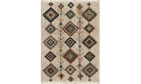 off white area rug tribal zen off white area rug with fringe off white