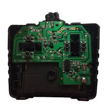 move a toy car your mind circuit board inside the new bright 1 24 scale radio control sports car remote