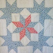 Hands All Around Vintage Quilt- Mint | Cindy Rennels Antique Quilts & closeup of quilt block Adamdwight.com