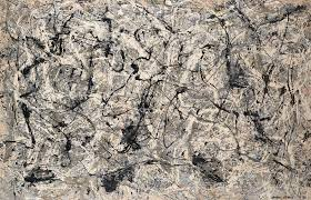 number jackson pollock work of art  number 28 1950