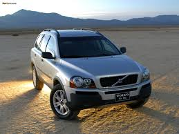2002 Volvo Xc90 (50 Images) - Car Gallery