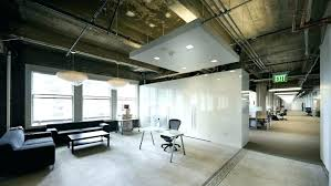 creative office ceiling. Creative Office Designs Space Ideas With Windowed Wall Inspiring Interior Design Ceiling