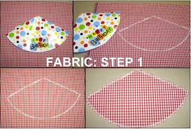 How To Make Fabric Birthday Party Hats