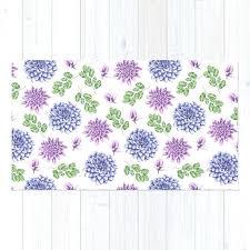 purple fl rug area rugs