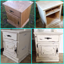 Shabby Chic Furniture Bedroom My Diy Shabby Chic Nightstand Furniture Makeover Painted Wood