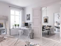 Straight Line Scandinavian Home Floor Plan