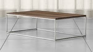 Wicker Park Haddon Metal Frame Coffee Table