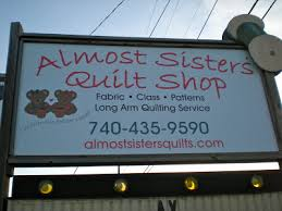 Quilt Shops: Almost Sisters Quilt Shop - Cambridge, OH & Almost Sisters Quilt Shop - Cambridge, OH Adamdwight.com