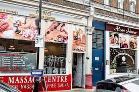 Massage parlours in great britain sexual