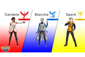 Which is the best Pokémon Go team for taking gyms? Mystic, Instinct, or  Valor