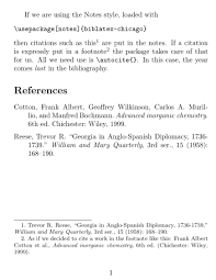 bibliography in chicago style biblatex difficulties with chicago citation not change authors