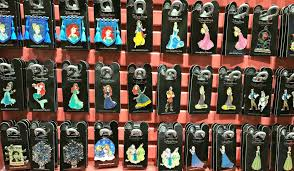 best disney world souvenirs include disney pins for trading