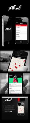 Rona Design App Planb Second Phase By Rona Marin Miller Via Behance App