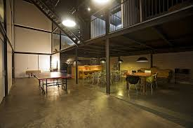 warehouse office design. Contemporary Warehouse View In Gallery Innovative PBlock Production Studio Design Istanbul With Warehouse Office L