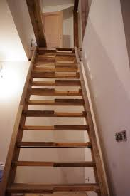 Painted Wood Stairs Wood Stair Tread Covers Vista Carpet Treads For Wood Stairs