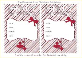 Christmas Party Flyer Templates Microsoft Free Christmas Invitation Templates Word Party Word Invitation