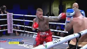 Daniele Scardina [15-0-0] vs Henri Kekalainen [11-5-0] - Boxing Fights  Videos