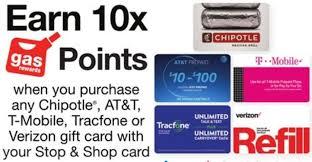 stop earn 10x points
