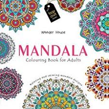 mandala colouring books for s with tear out sheets colouring book