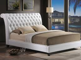 attractive king size bed headboard and frame regarding idea 5