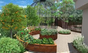 back yard front yard garden design