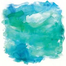 framed sea glass print