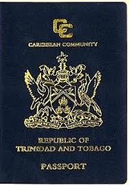 Trinidad Wikipedia Visa Requirements Citizens Tobago And - For