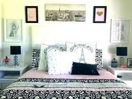 bedroom decor idea. Paris Themed Bedroom Wall Decor Room Ideas Teen Decorating Bedding Idea