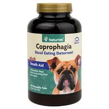 <b>Coprophagia Stool Eating Deterrent</b> Chewable Tablets