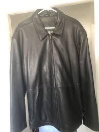 brandini leather jacket