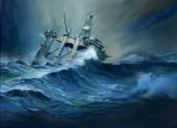 Image result for The Ocean Ranger disaster, Images