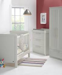 grey furniture nursery. Rialto Cotbed Piece Nursery Furniture Set Grey Mamas U Papas. I