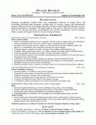 Technical Editor Resume