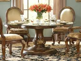 elegant round dining table charming round glass dining room sets glass dining room table for 8